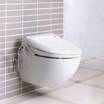 Geberit Aquaclean 4000 douchewc in design badkamer